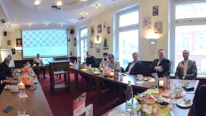 2.Unternehmertreff, Bild: Sascha Tebben, Tebben Consulting